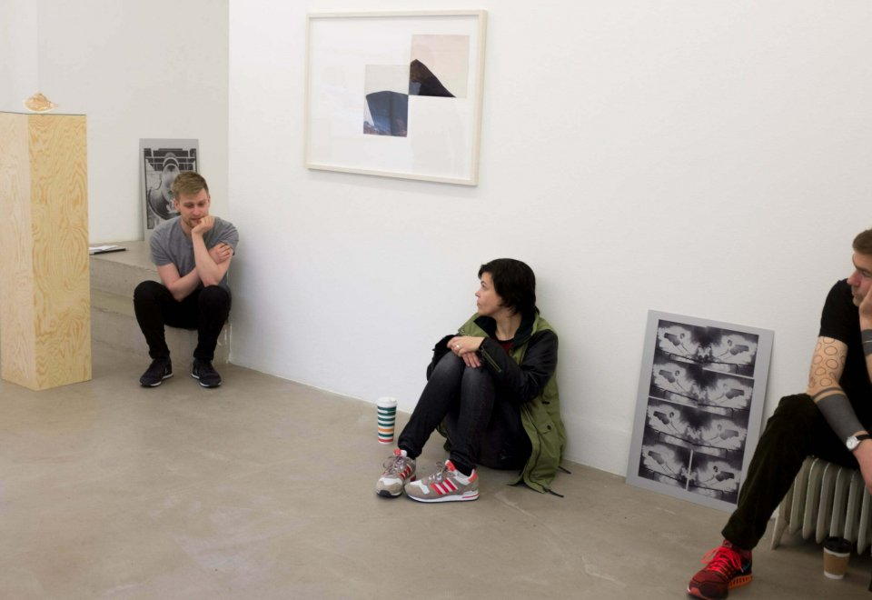 Artist Talk: Thom Bridge, Annika von Hausswolff & Jason Evans